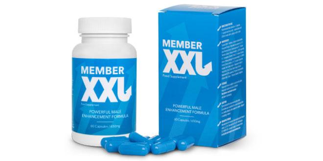 Member XXL - tabletki na powiększenie penisa